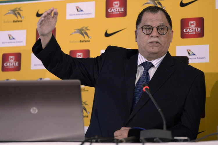 SHOCKER: Respected African football chief Danny Joordan accused of rape in South Africa
