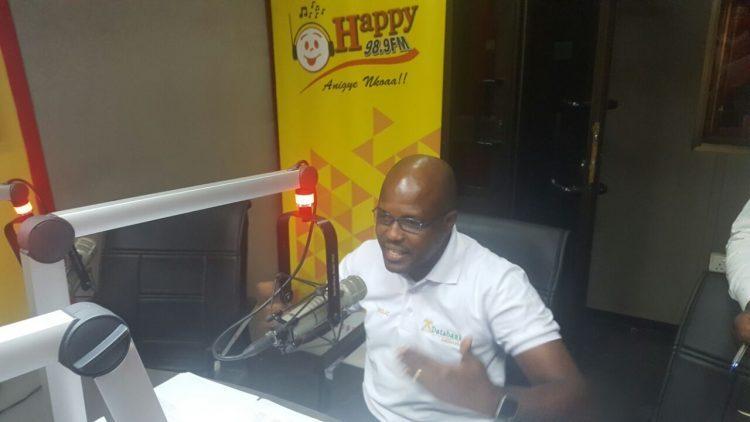 Kojo Addae-Mensah distances himself from Asante Kotoko top job