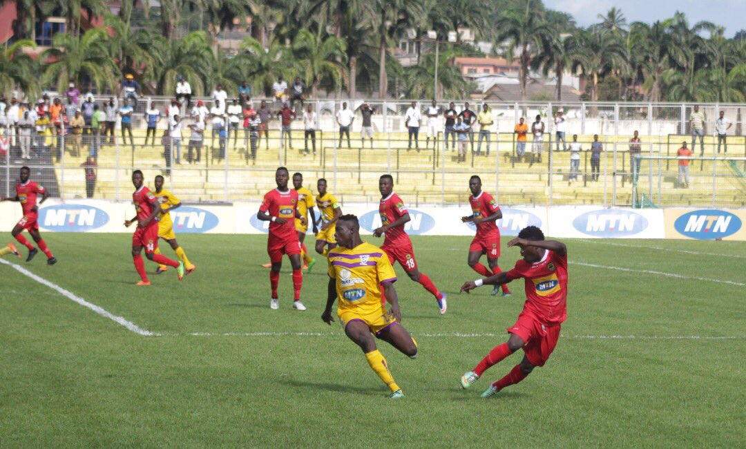 FA Cup Report: Asante kotoko 1-0 Medeama - Saddick Adams extra-time strike sends Porcupine Warriors to the final