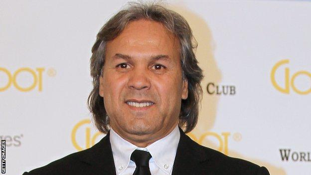 Legend Rabah Madjer returns as coach of giants Algeria after World Cup failure