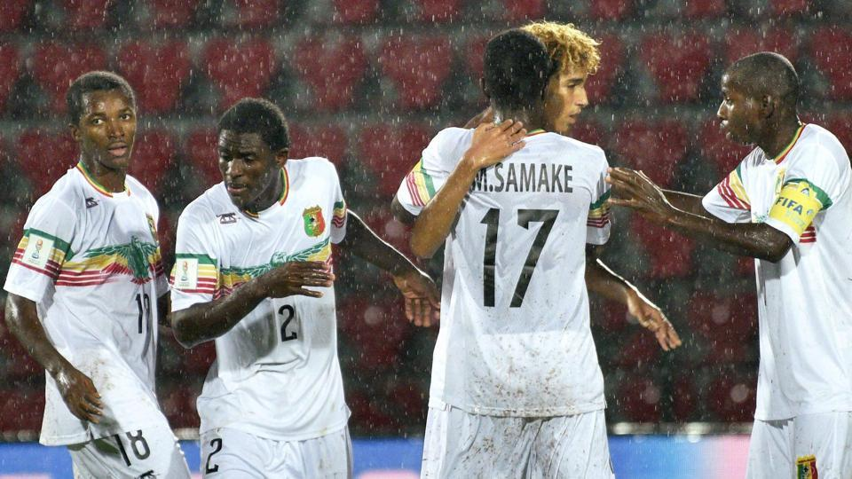 2017 U17 FIFA World Cup: Mali coach Jonas Komla hails team's victory over Ghana