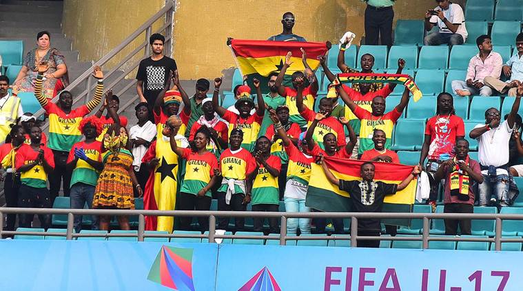 FIFA U-17 World Cup: Ghana Supporters Union playing a big role in World Cup campaign