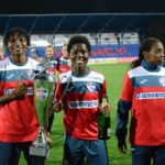 Ghanaian duo Faustina Ampah and Ernestina Abambila win Belarus Women's League