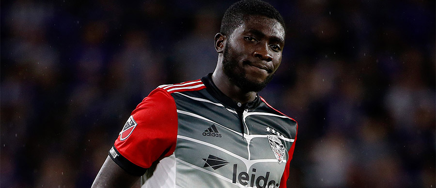 D.C United defender Kofi Opare in line for MLS Comeback Player of the Year award