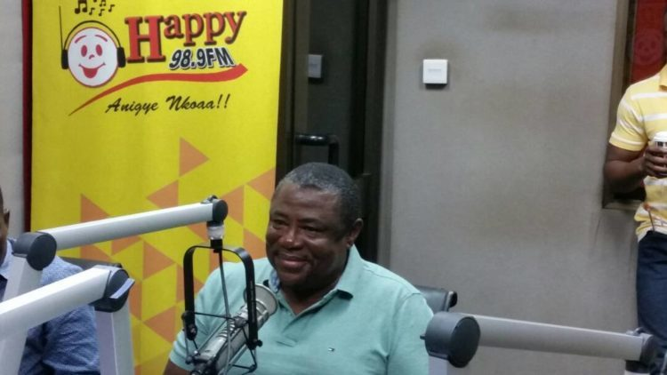 Paa Kwesi Fabin calls on Kotoko players to be goal-thirsty