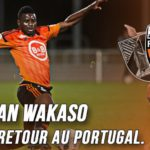 Europa League: Alhassan Wakaso's Vitoria Guimaraes on the verge of elimination