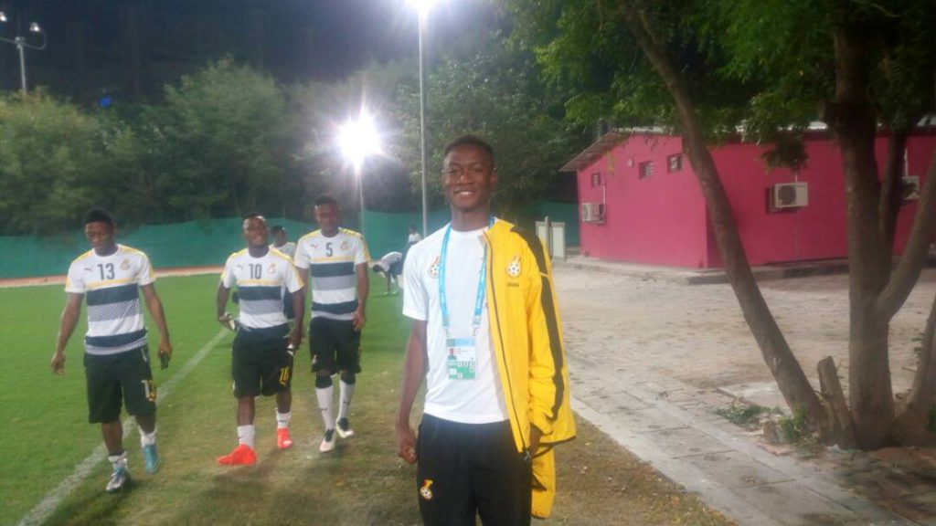 FIFA U-17 World Cup: Ghana defender Abdul Yusif discharged from hospital