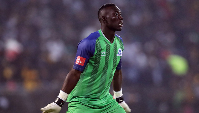 Stupendous Richard Ofori guides Maritzburg United into historic NedBank Cup final