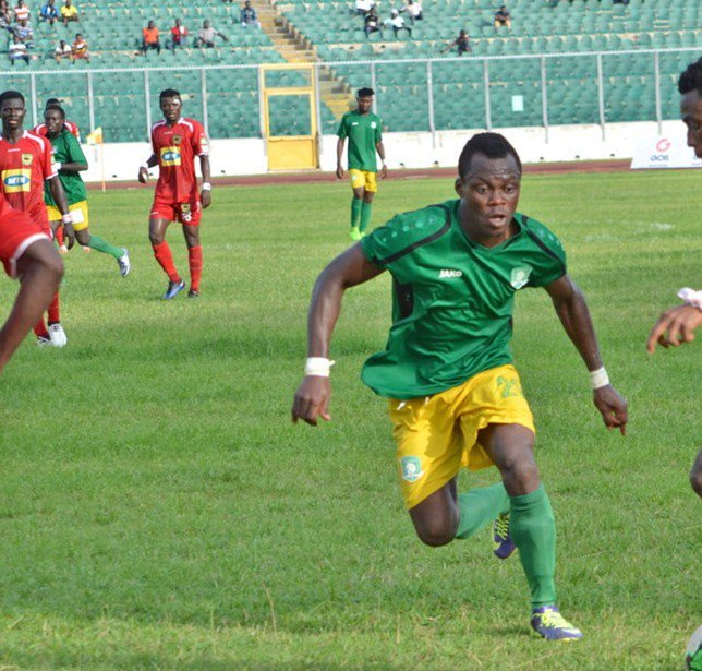 Video: Check out the goal that won Aduana Stars Ghana Premier League title