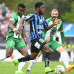 Video: Ghanaian star Kingsley Sarfo admits to driving without license in Sweden