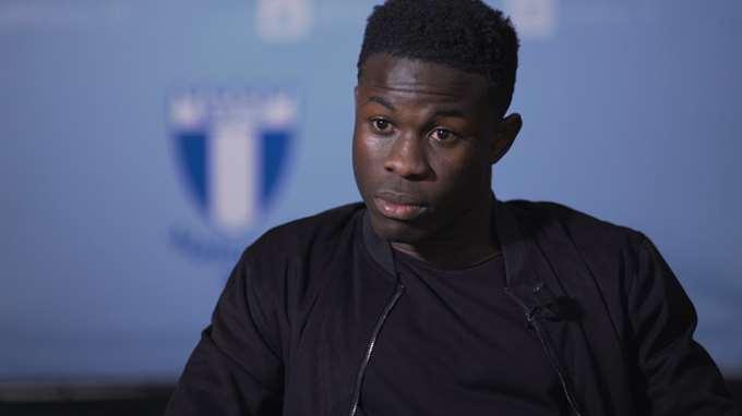 Swedish giants Malmo suspends Ghana star Kingsley Sarfo after rape allegations arrest