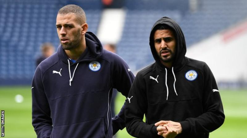 Algeria emulate Ghana by dropping big stars Mahrez and Slimani from squad, look to the future