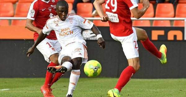 Lorient coach counting on Majeed Waris to fire them back to the top league