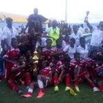 Prisons Ladies shock Police Ladies to win Women's FA Cup final