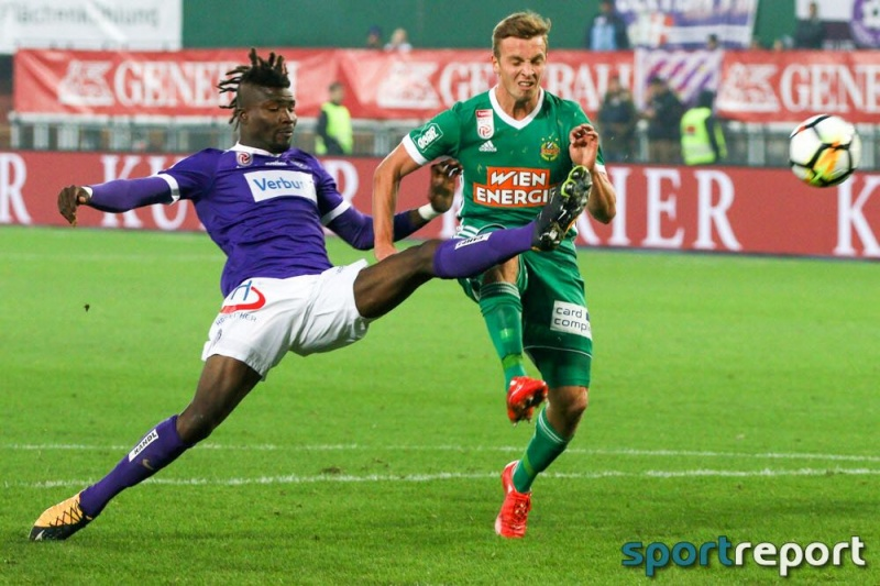 EUROPA LEAGUE: Austria Wien defender Kadri Mohammed confident of a great game against AC Milan