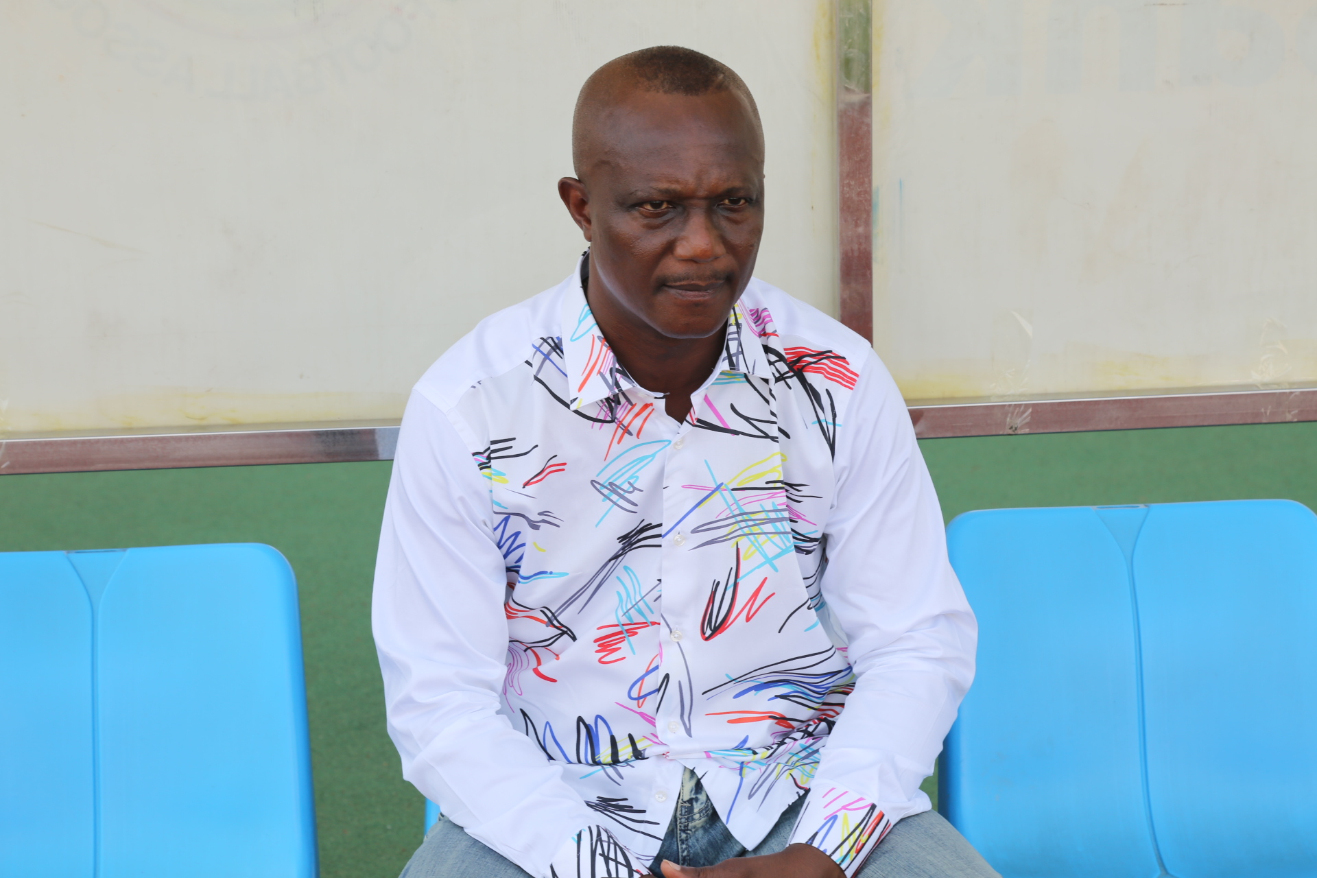 Ghana coach Kwesi Appiah doesn't fear the SACK any longer