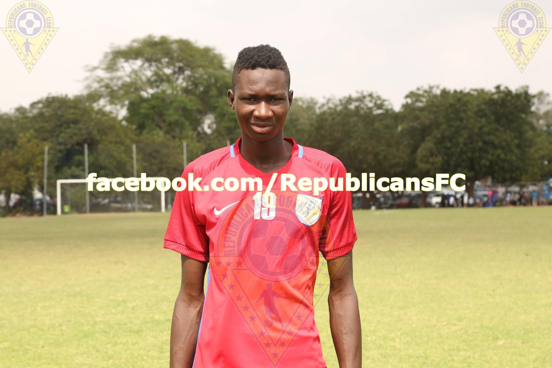Ghana Premier League side WAFA SC battling Man City and Club Brugge for whiz kid Zakaria Abdallah