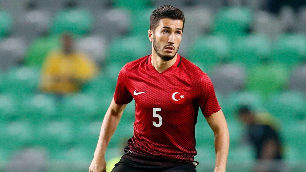 Turkey's Nuri Sahin retires from international football ...