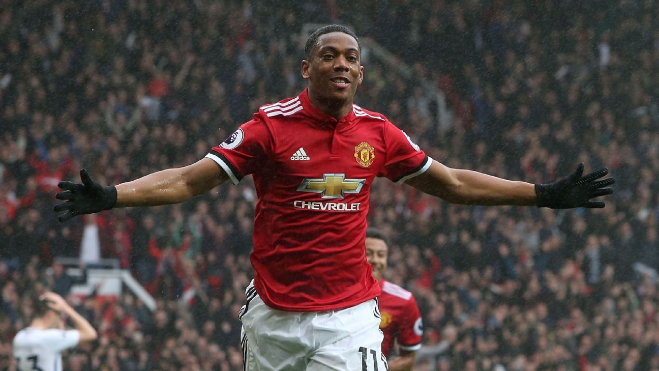 Anthony Martial I can add more goals assists for Manchester