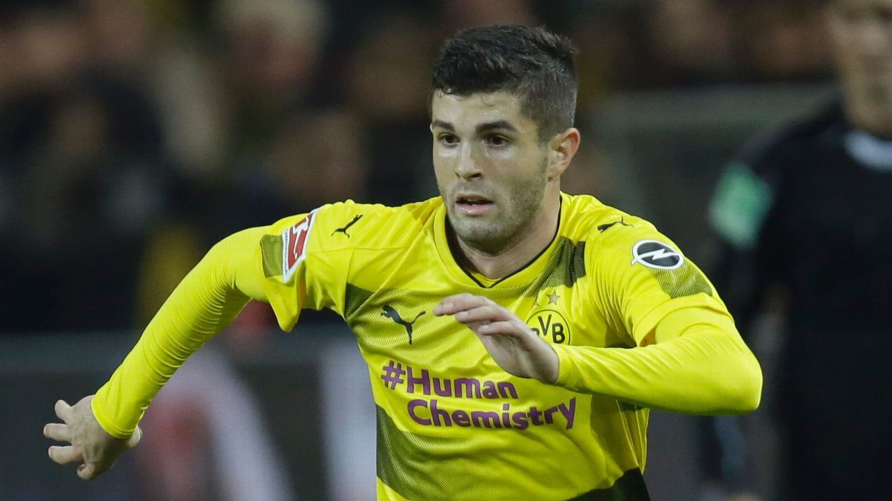 Bayern Munich should look at Christian Pulisic deal Lothar