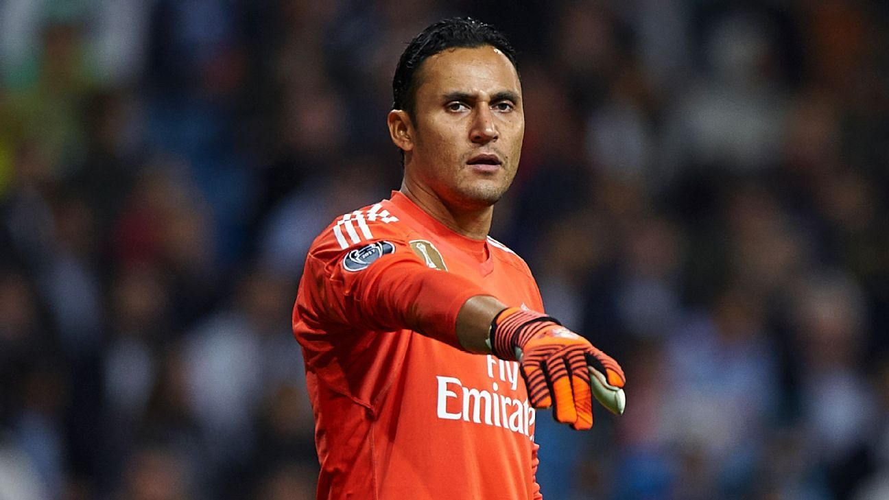 Keylor navas pays tribute to cristiano ronaldo sports mole - Real Madrid Should Stick With Keylor Navas Costa Rica Fa President
