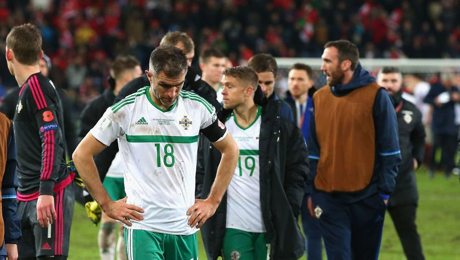 Northern Ireland's Oliver Norwood  Blames Controversial Penalty for His Side's World Cup Failure