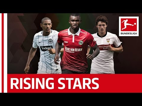 Haller, Pavard and Bebou - Who Will Win the TAG Heuer Rookie Award in October?