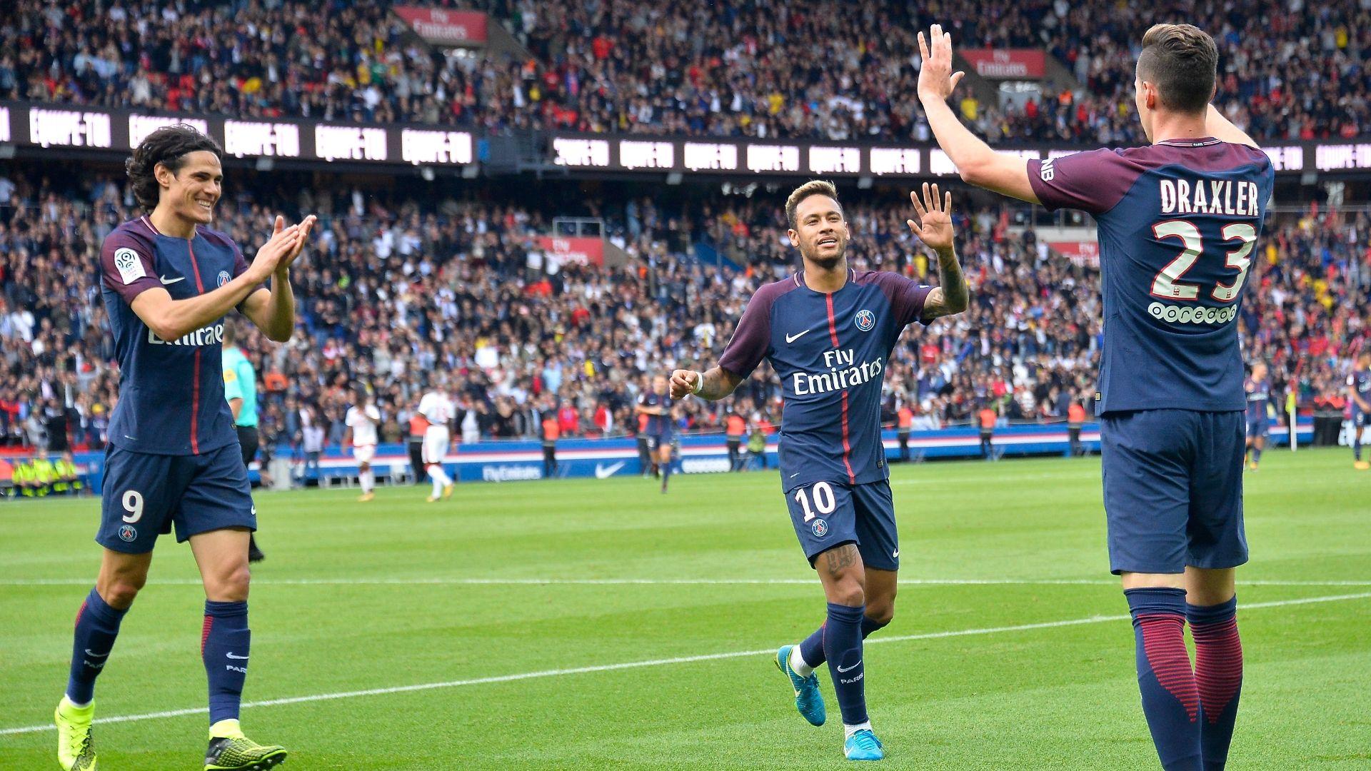 Draxler Neymar