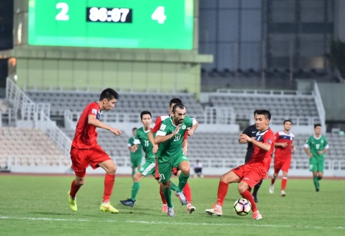 Kyrgyz Republic douse Macau fightback for three points
