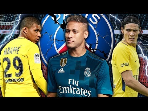 Neymar Reveals He Wants To Leave PSG For Real Madrid?! | Futbol Mundial