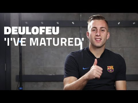 Interview with Gerard Deulofeu