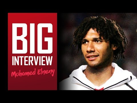 Mohamed Elneny loves Egypt!