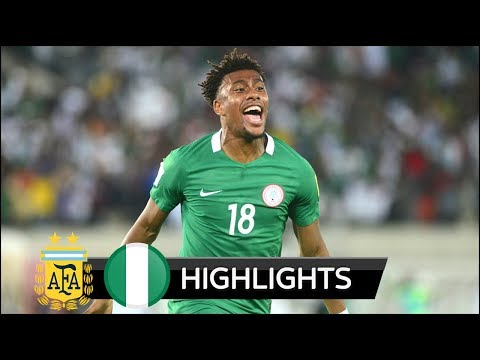 Video: Watch extended highlights and all goals in Nigeria's 4-2 win over Argentina