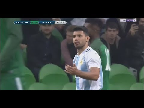 Argentina vs Nigeria - Extended Highlights(Friendly) - 14/11/2017