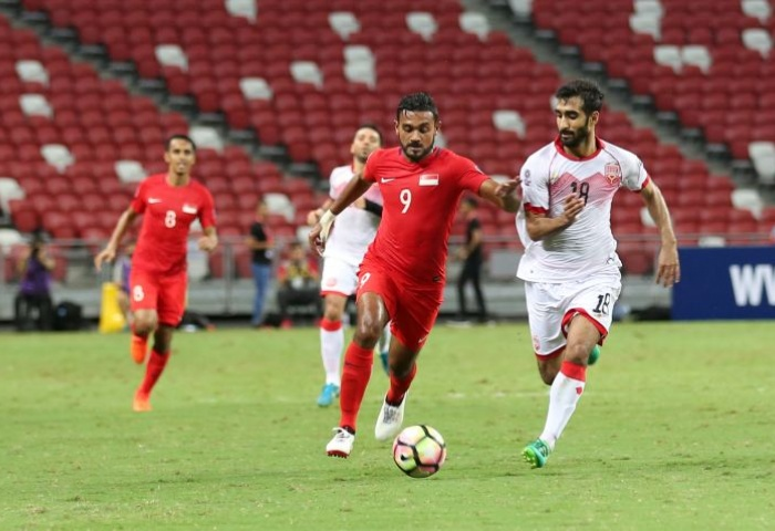 Coach Soukop pleased with Bahrain's rebound