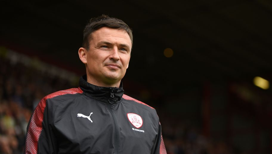 Sunderland Target Barnsley Manager Paul Heckingbottom With a Big Pay Rise Offer to Become New Boss