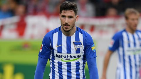 Hertha vs. Gladbach: line-ups & stats Hertha's Mathew Leckie is likely to return from a thigh injury against the Foals. vor 2 Stunden