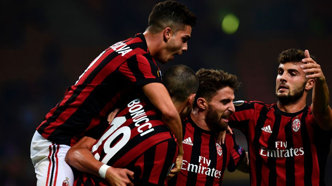 AC Milan don't need Champions League to balance the books - Fassone