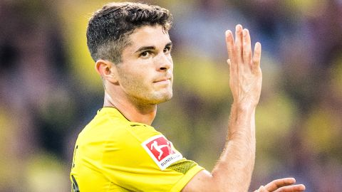 Christian Pulisic injury blow The USA star misses Dortmund's trip to Stuttgart with a muscle problem. vor 2 Stunden