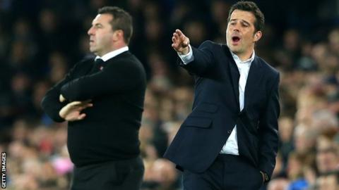 Watford boss Silva unaware of Everton approach