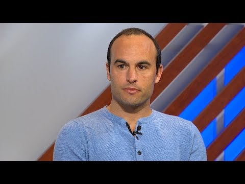 Landon Donovan on U.S. Soccer and MLS