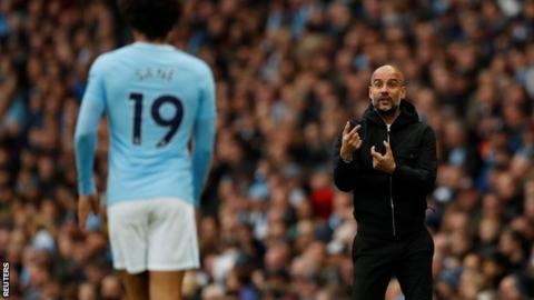 Guardiola & Sane win Premier League awards