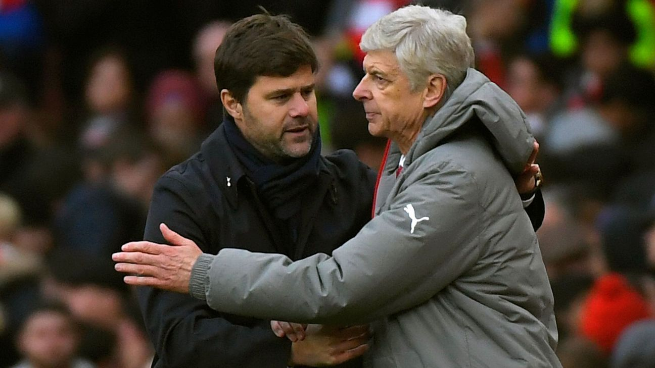 Arsenal manager Arsene Wenger: I'm too busy to read Pochettino book