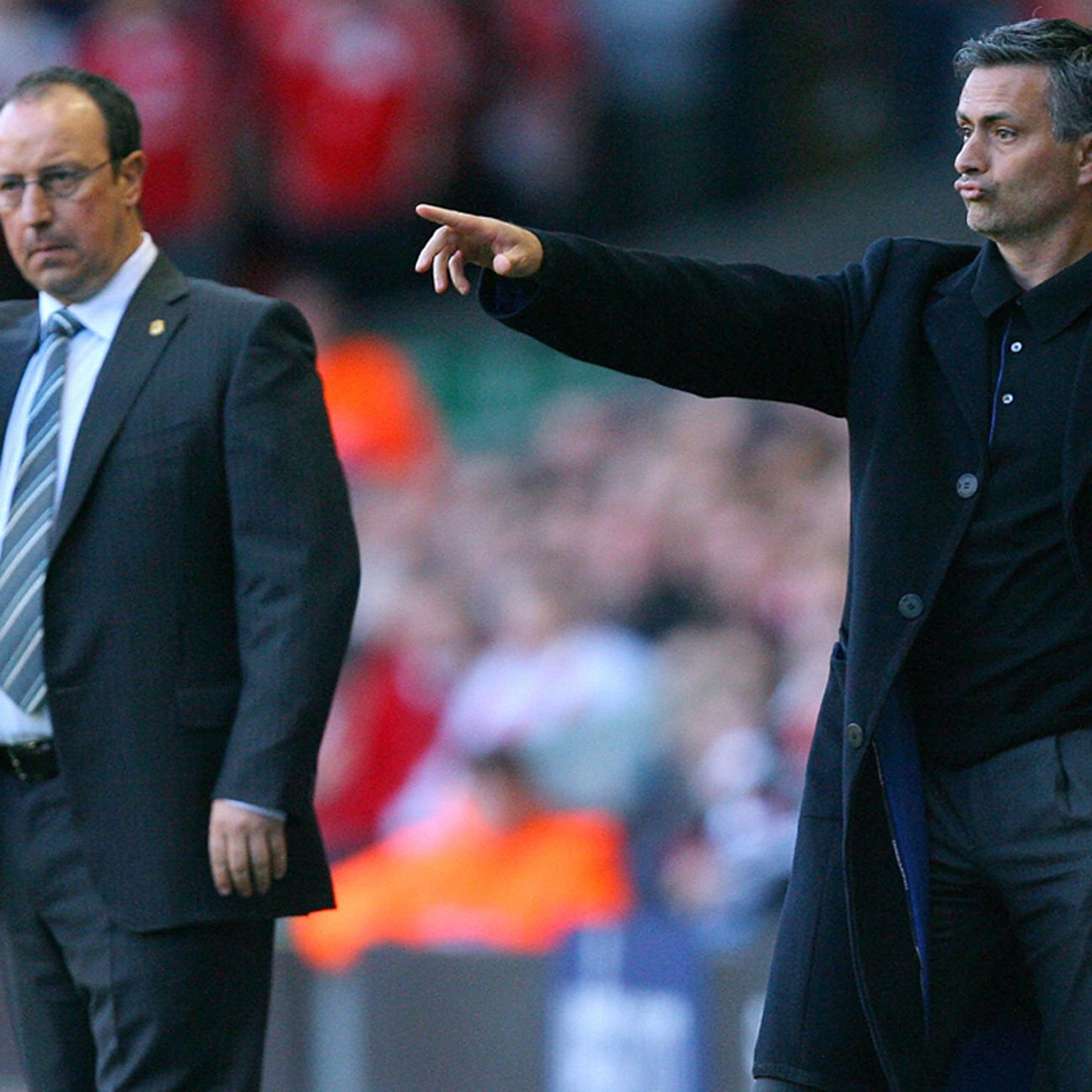 'Respectful' Benitez ready to lead Newcastle vs. rival Mourinho's United