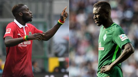 Sane vs. Sane: it's all relative Brothers Lamine and Salif will put family ties aside for 90 minutes for when Bremen meet Hannover. vor 2 Stunden