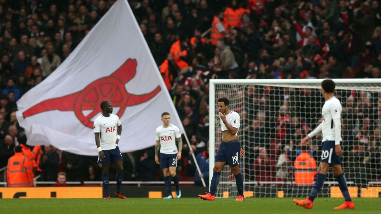Officials' mistakes cost Tottenham against Arsenal - Mauricio Pochettino