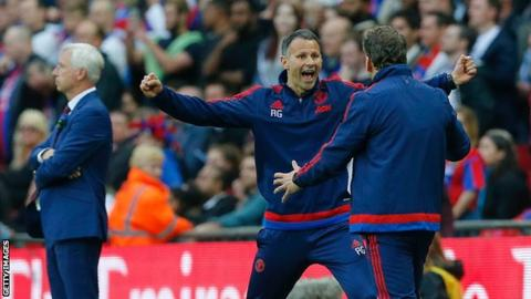 'Giggs would be good manager of Wales'