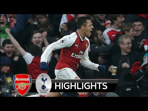 ARS 2-0 TH - All Goals & Extended Highlights - 18/11/2017 HD