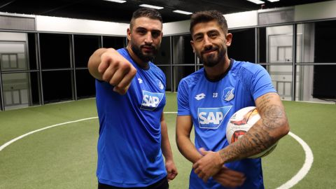 Exclusive   BVB and Hoffenheim delight in Footbonaut  A futuristic passing machine has received glowing references from some of the Bundesliga's best. vor 2 Stunden