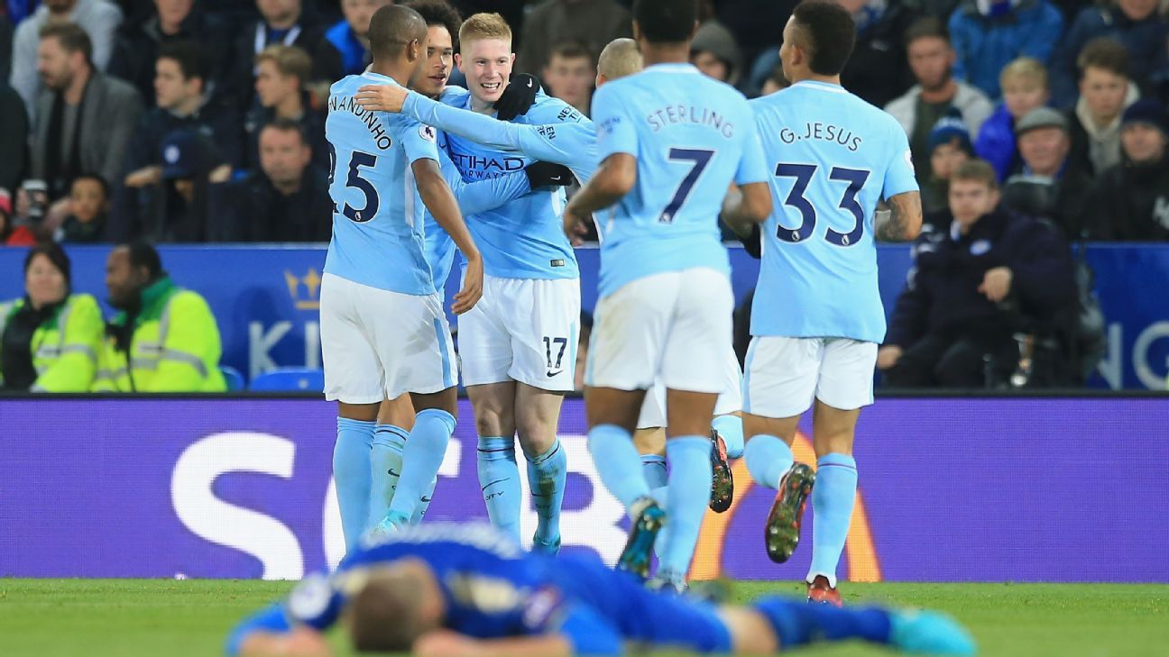 Manchester City, Chelsea, Liverpool cruise; Arsenal win north London derby